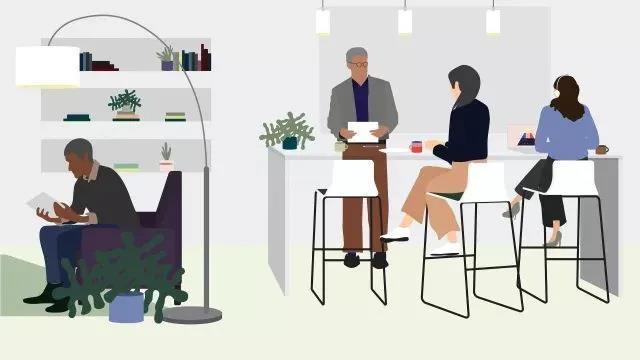 办公空间只有不断优化才能满足办公室租赁需求的提升