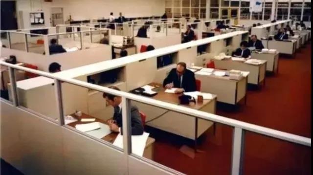办公室简史|带你了解办公室的前世今生