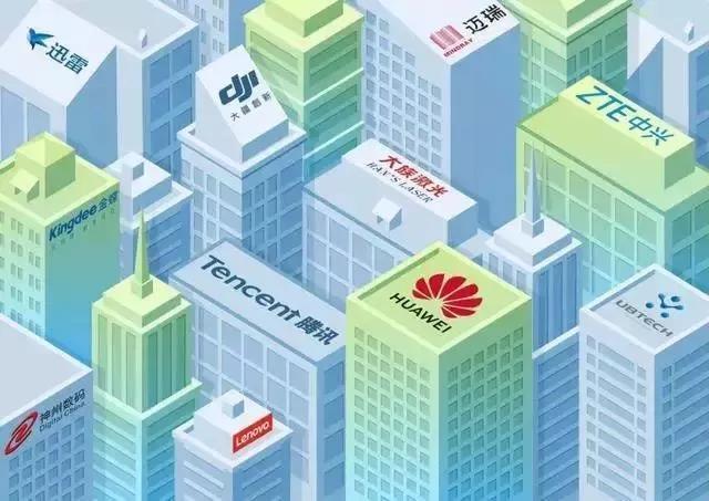 """租办公室就到深圳南山科技园,与""""深圳最牛街道办""""为邻"""