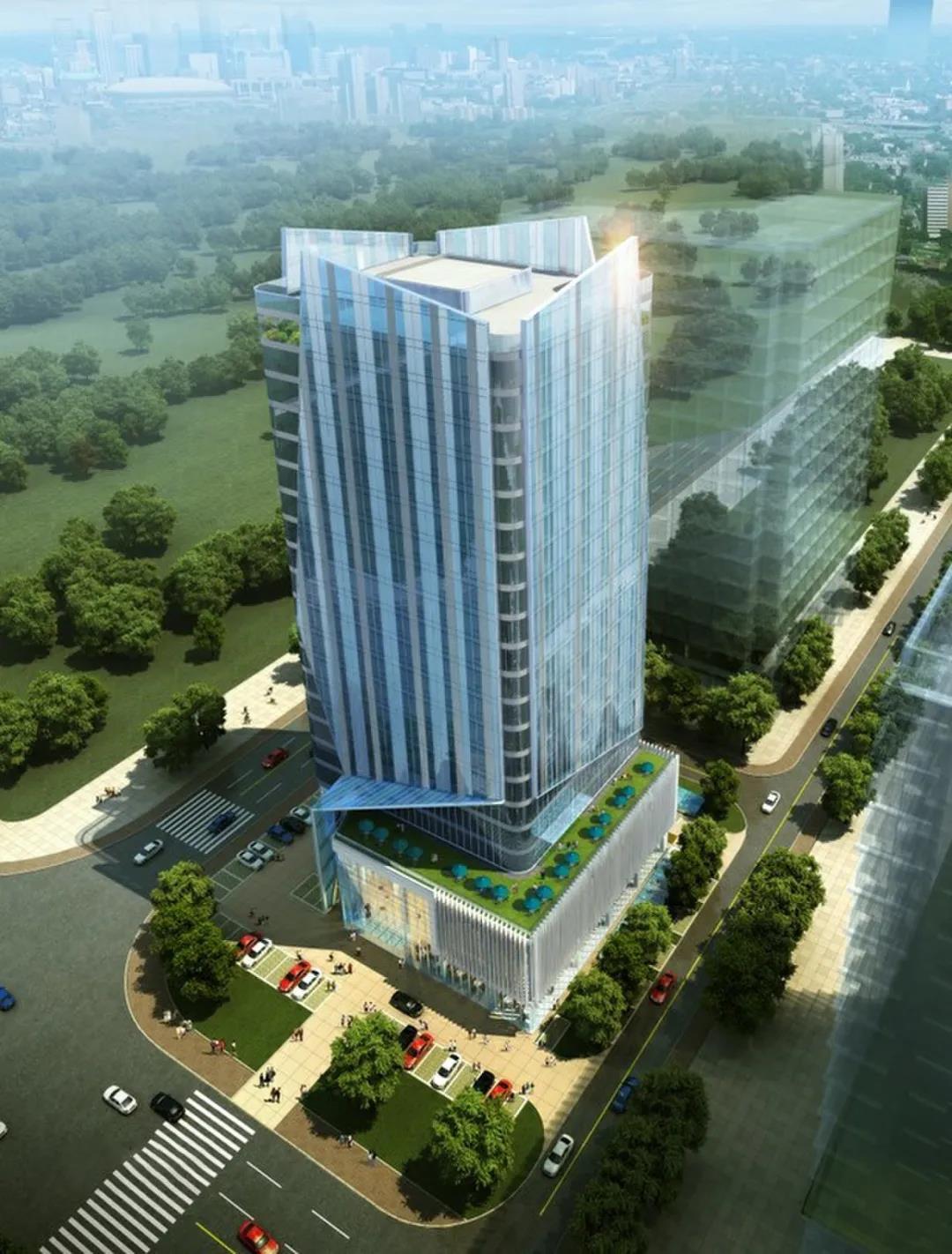 新创空间·上海禹洲广场|聚焦金融产业,打造特色发展空间