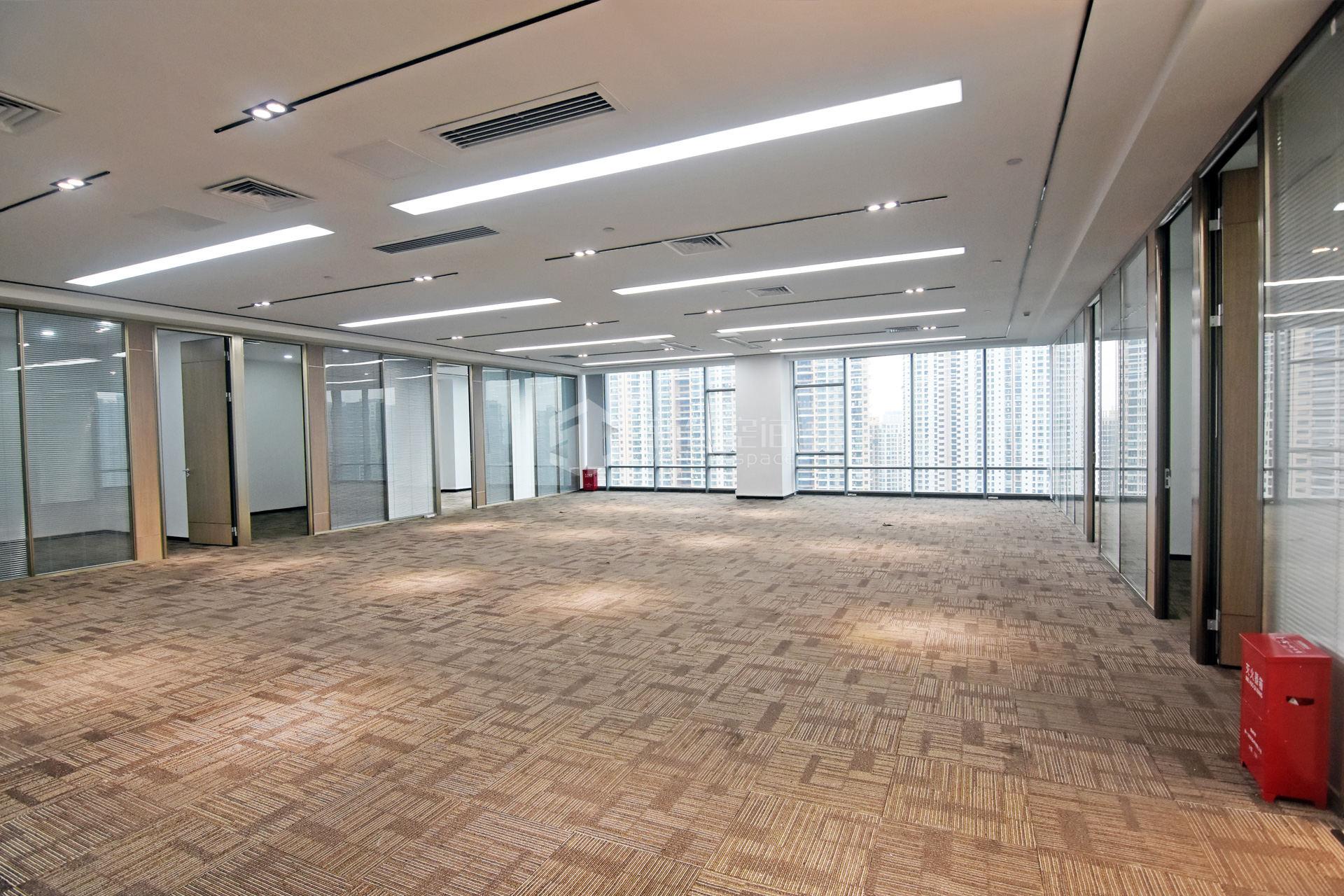 智慧广场655m²办公室出租56330元/月