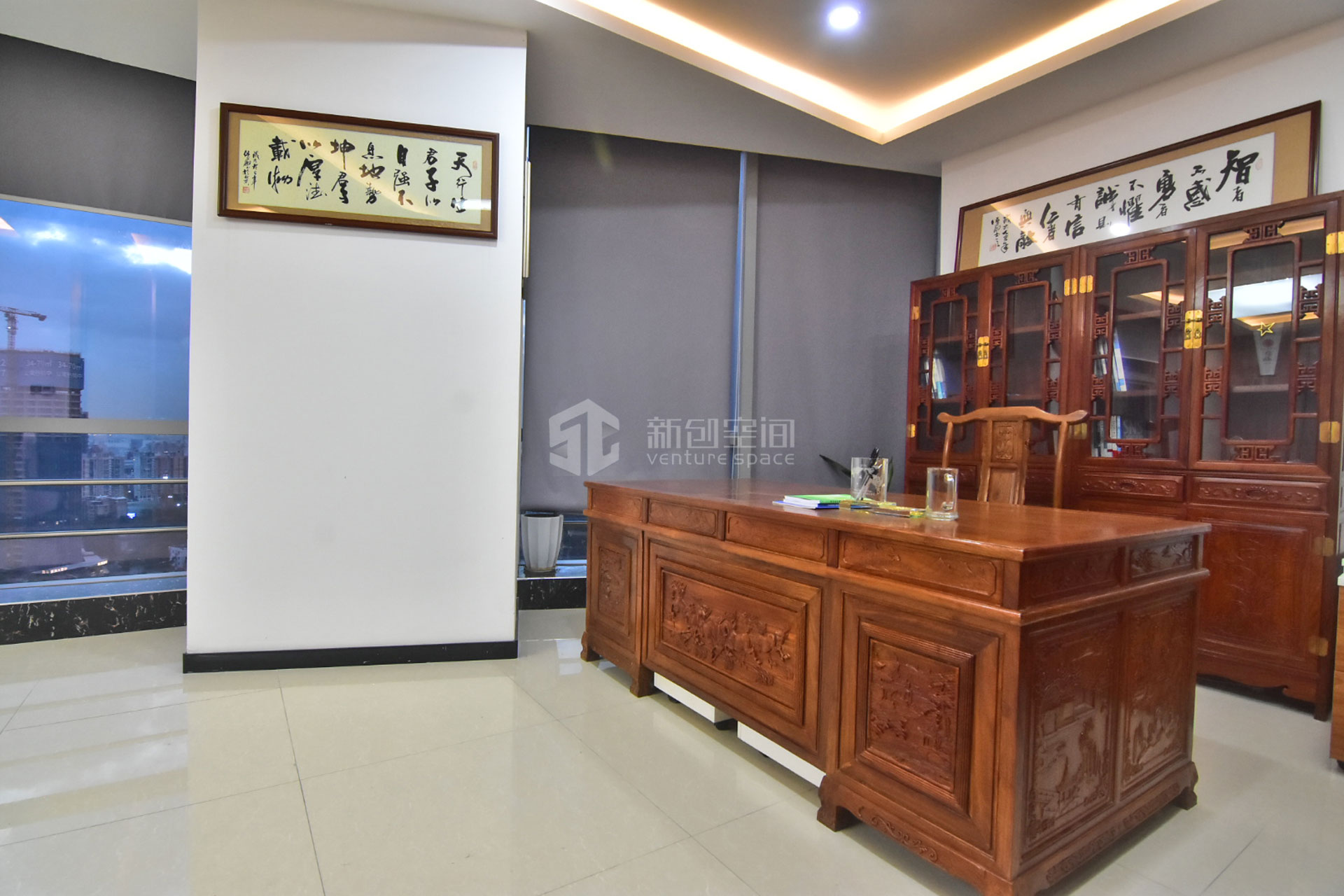 阳光科创中心230㎡精装办公室出租17940元/月