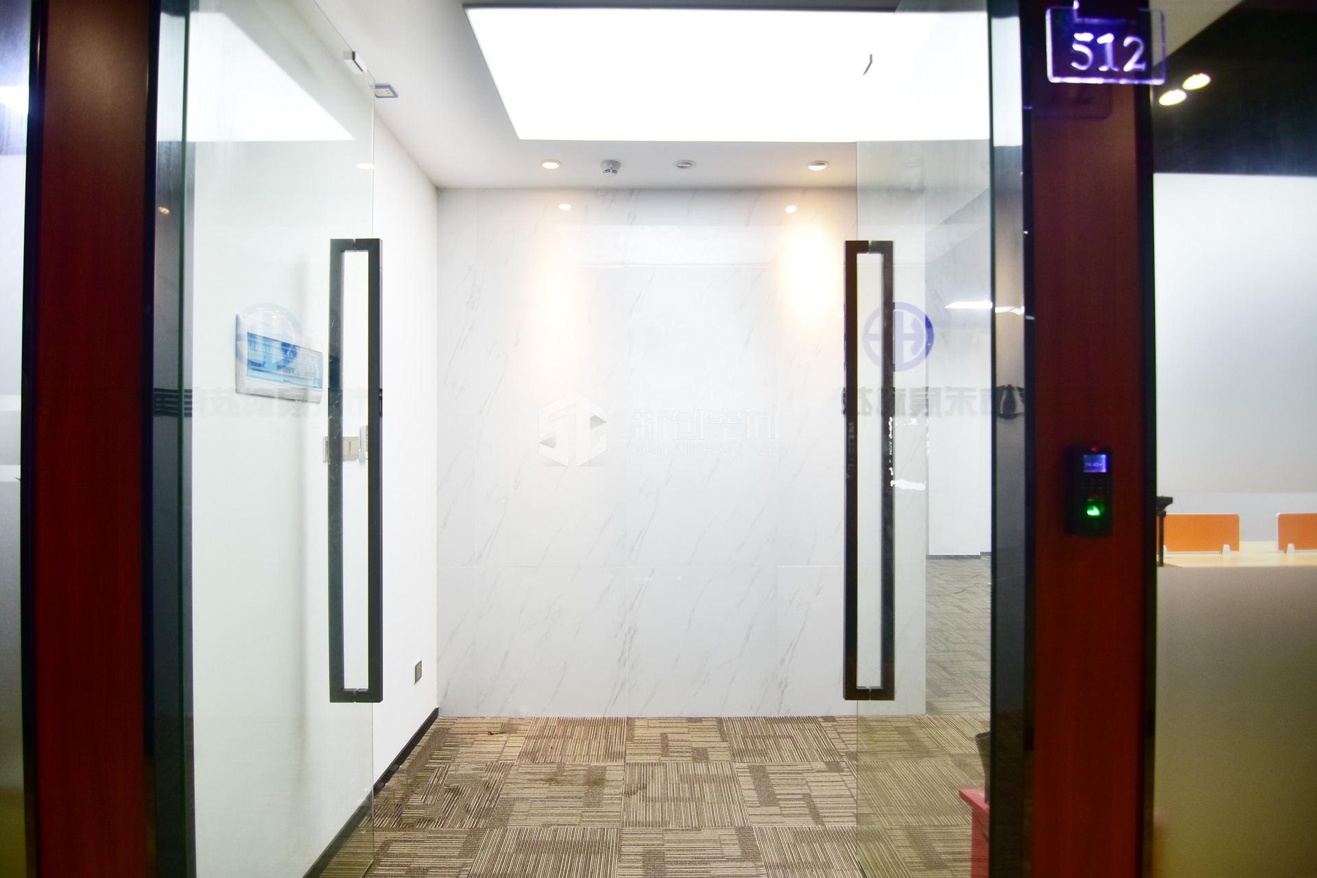 深圳虚拟大学园149㎡精装办公室出租9685元/月