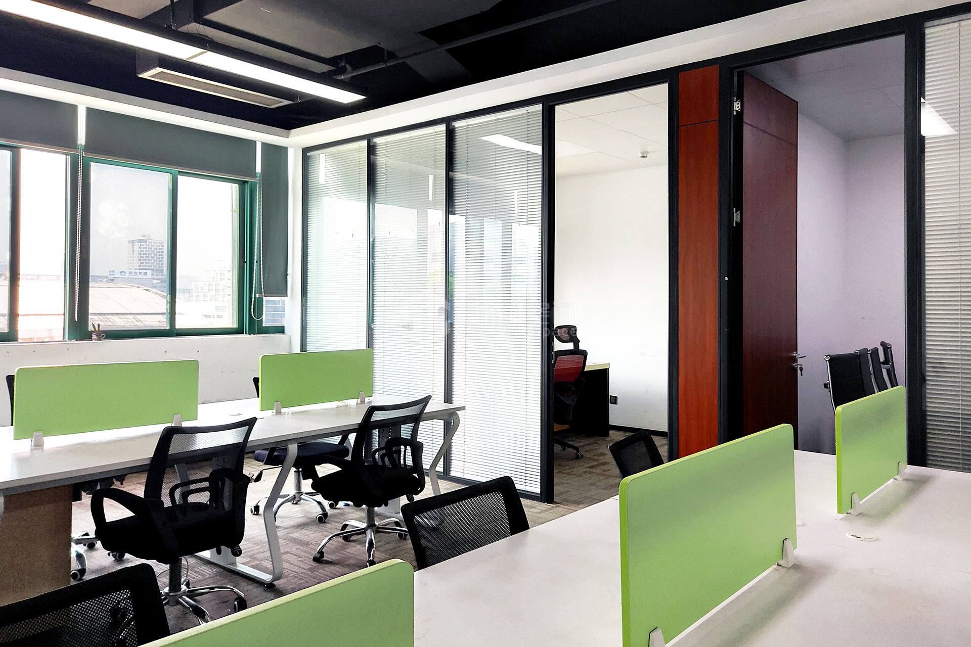 高新技术产业园197m²办公室出租12805元/月