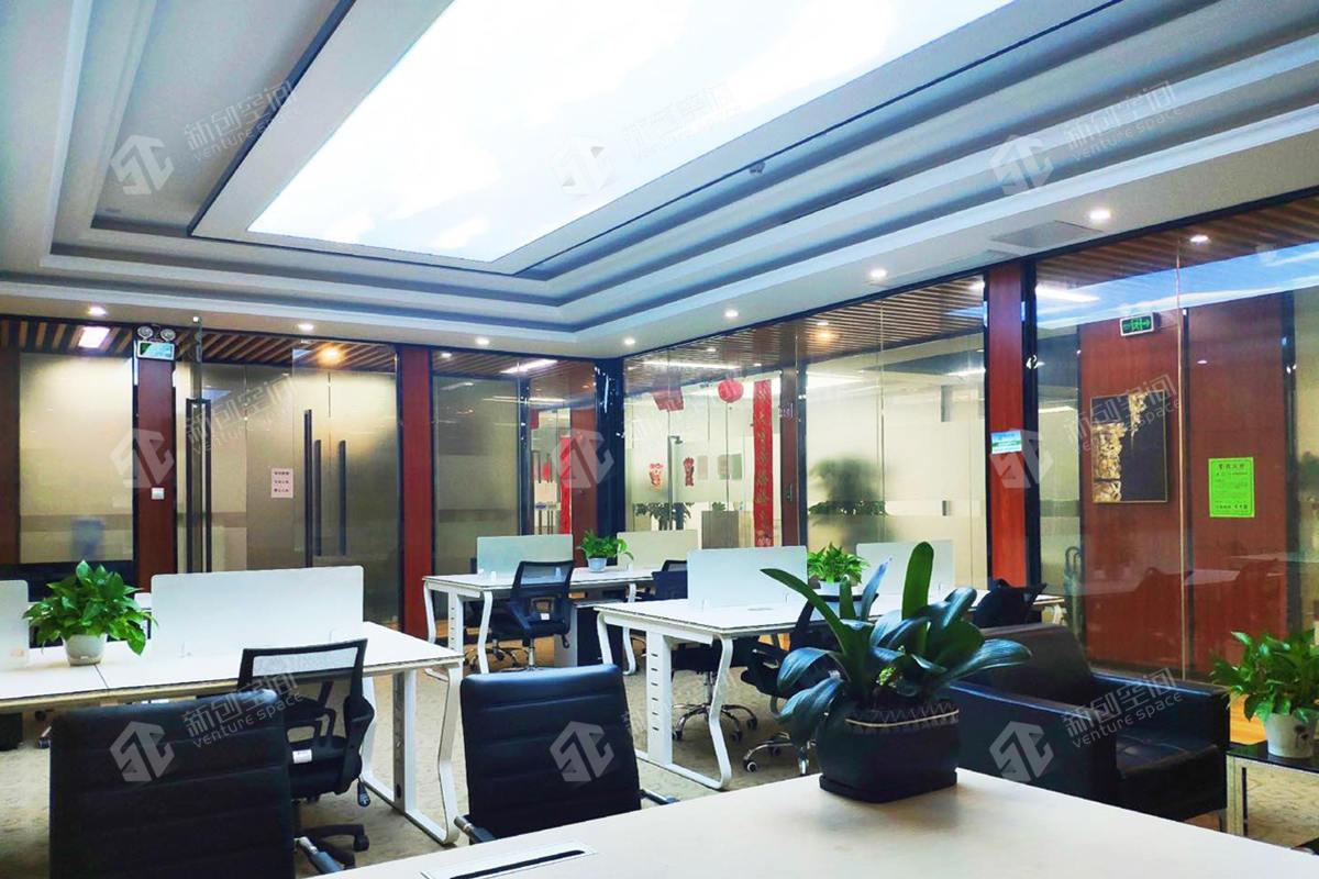 南山云谷创新产业园-山水楼157m²办公室出租7850元/月