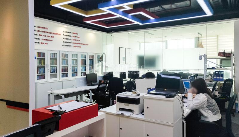 赛西科技大厦135m²办公室出租12825元/月