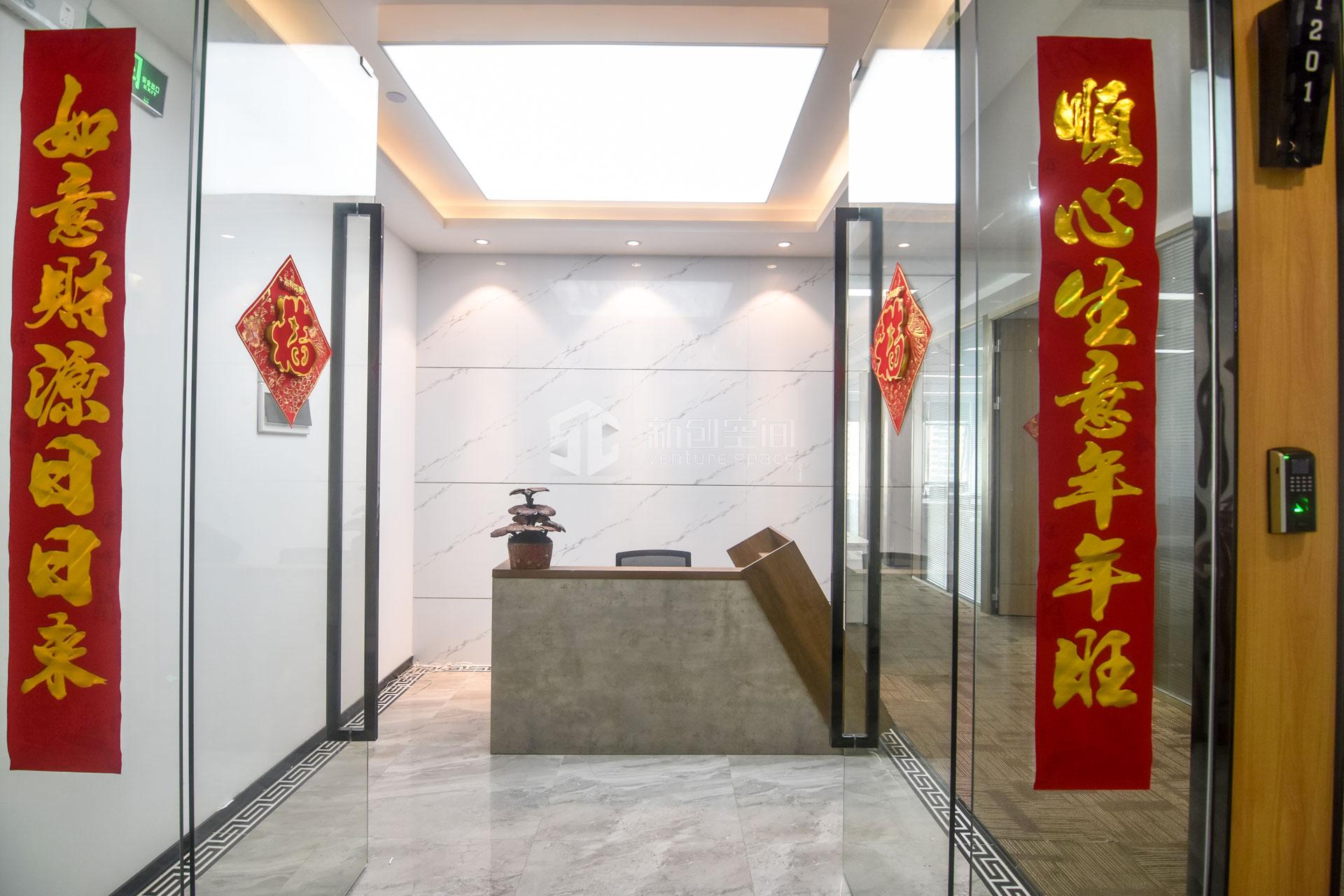 智慧广场325m²办公室出租27950元/月