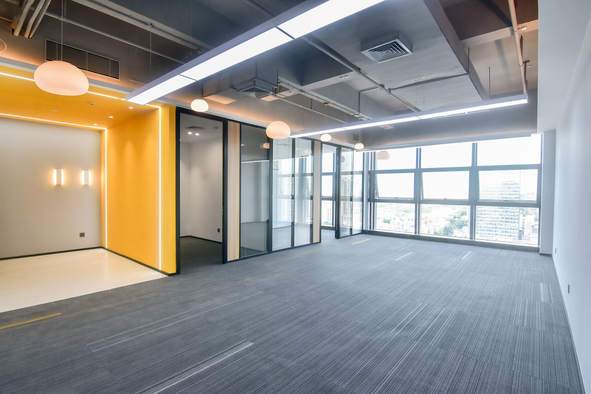 蘅芳科技大厦91m²办公室出租8008元/月