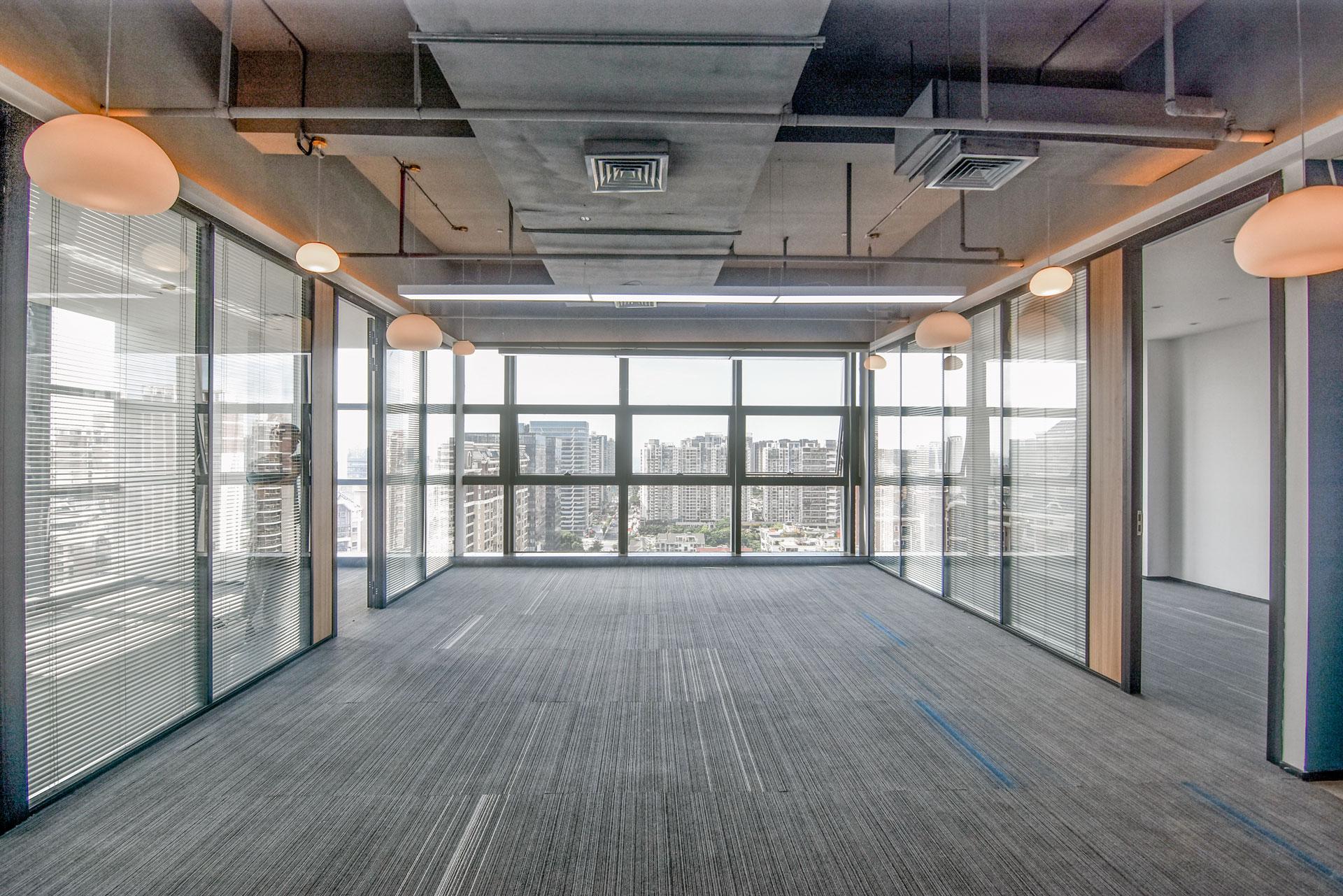 蘅芳科技大厦1000m²办公室出租80000元/月