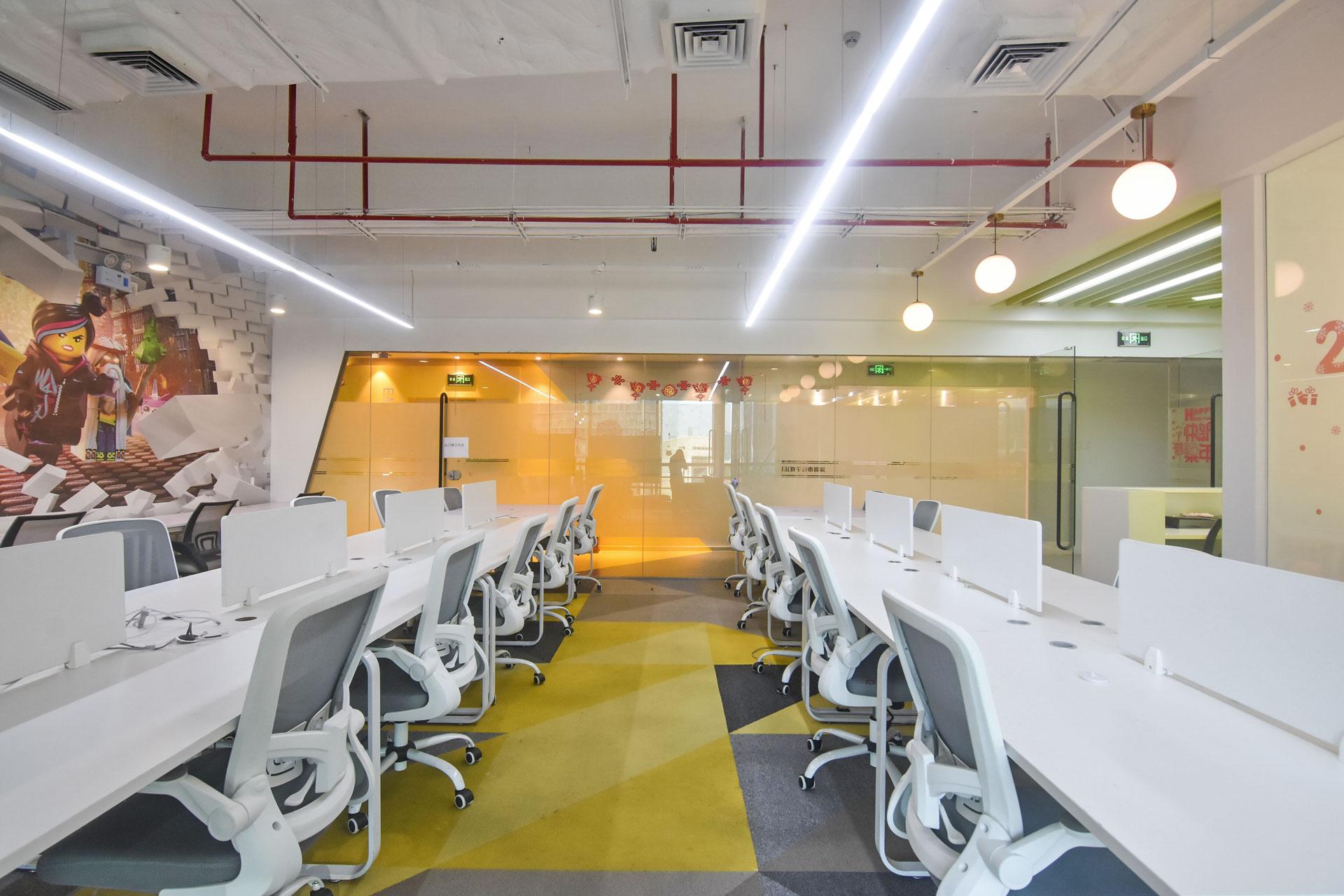 赛西科技大厦315m²办公室出租30870元/月