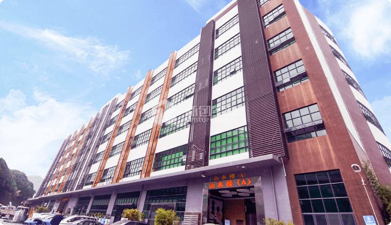 南山云谷创新产业园-山水楼